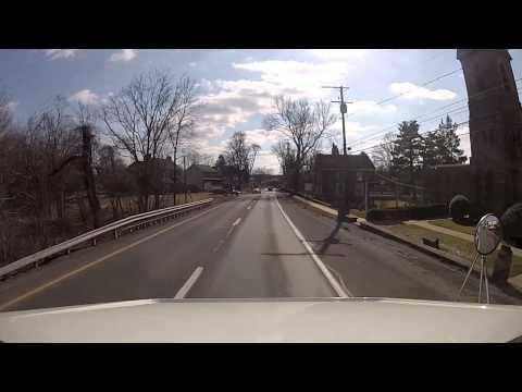 Merging onto highway/freeway Part 2