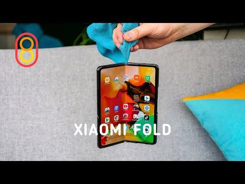 СКЛАДНОЙ Xiaomi FOLD — первый обзор!