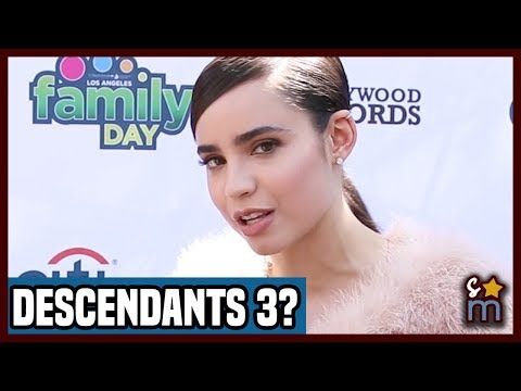 "Sofia Carson Teases ""Descendants 3,"" New Music & Dressing as Evie for Halloween? 