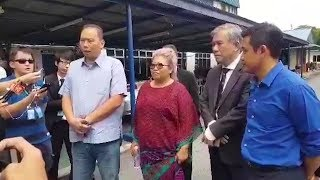 Siti Kassim dilepaskan
