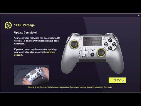 Vantage Firmware Updates | Scuf Gaming