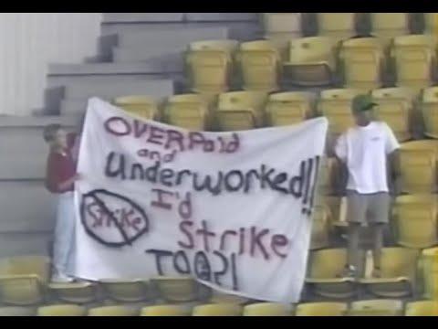 August 1994 - Mets vs Phillies