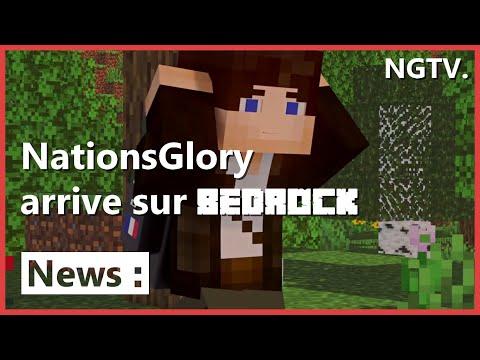 NationsGlory - NGTV : NG arrive sur Bedrock !