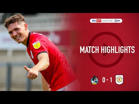Bristol Rovers Crewe Goals And Highlights