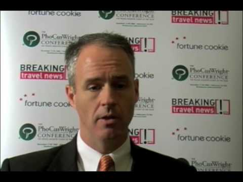 Kyle Moore, VP of Products, Sabre Holdings @ An insider's view of PhoCusWright 2008
