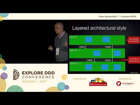 Chris Richardson - There is No Such Thing as a Microservice!
