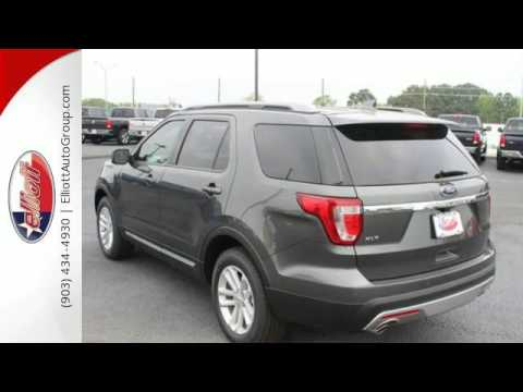new 2017 ford explorer mt pleasant tx sulphur springs tx f5201 sold youtube. Black Bedroom Furniture Sets. Home Design Ideas