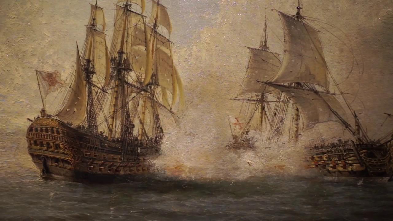 Museo Naval De Madrid.Exposicion En El Museo Naval De Madrid Sobre El Centenario De
