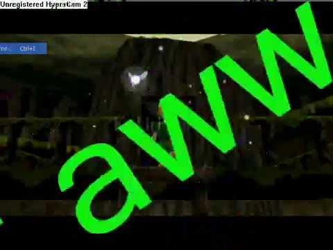 Legend of zelda: oot bloopers part 1