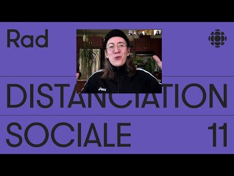 Distanciation sociale no 11