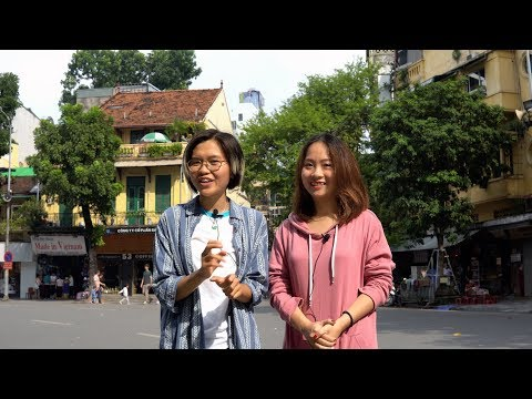 Hanoi Vietnam - Food and Travel (Introduction)