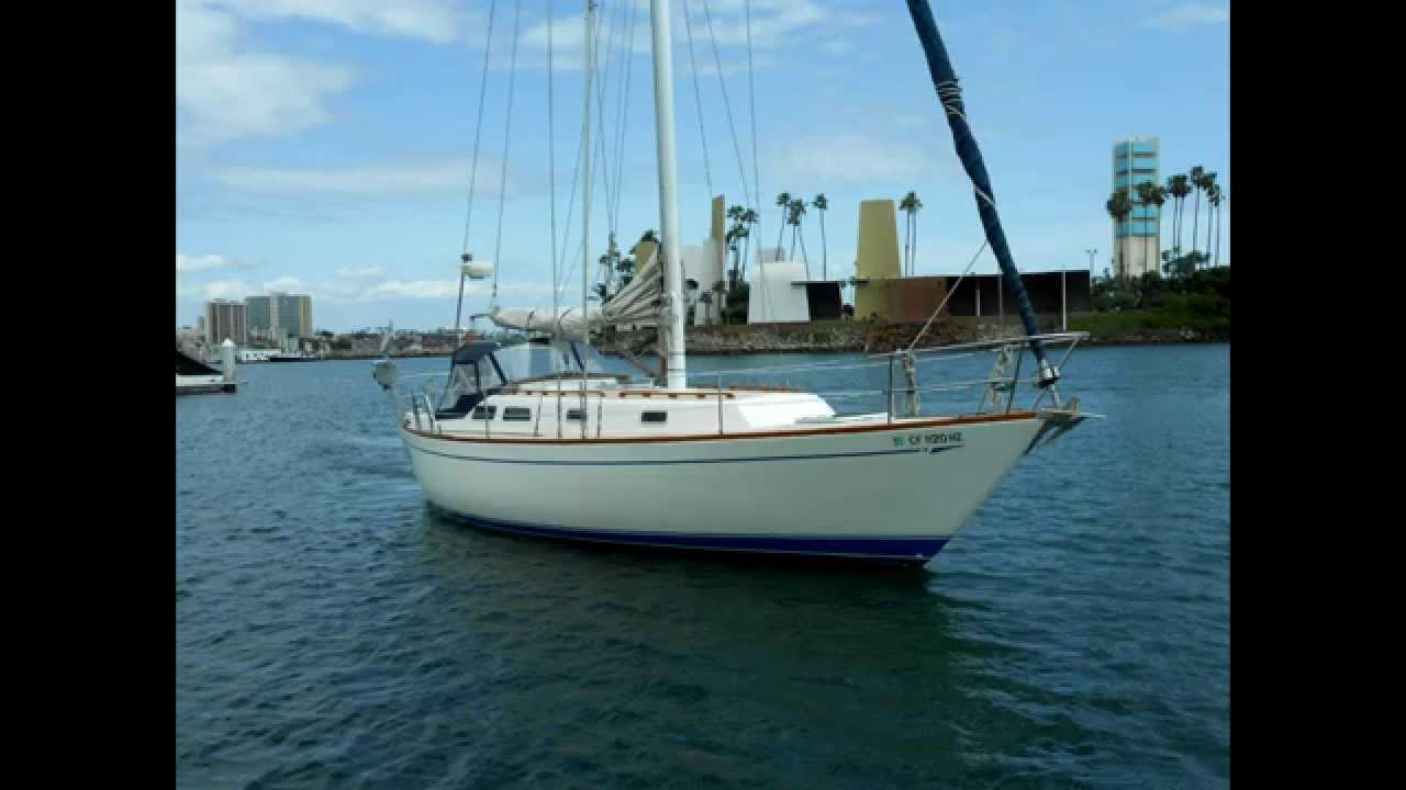 1979 Cal 39 MK II Sailboat For Sale In Long Beach CA