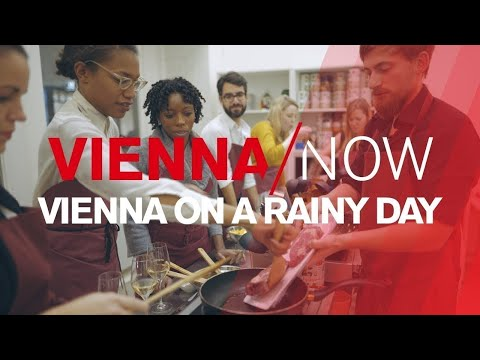 How To Spend A Rainy Day In Vienna - VIENNA/NOW