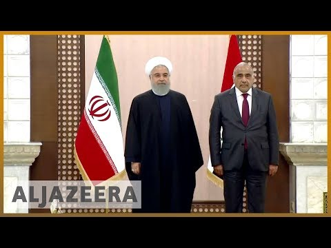 🇮🇶 Iraq PM: We will try to ease US-Iran tension | Al Jazeera English