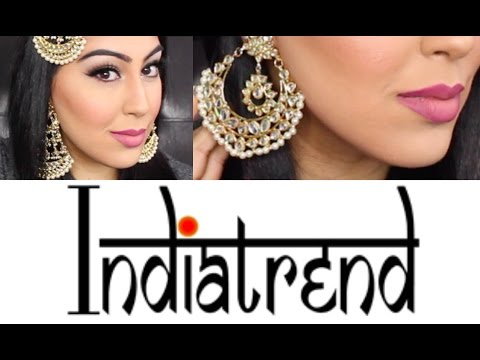 India Trend Jewelry Haul GIVEAWAY ENDED!| keepingupwithmona