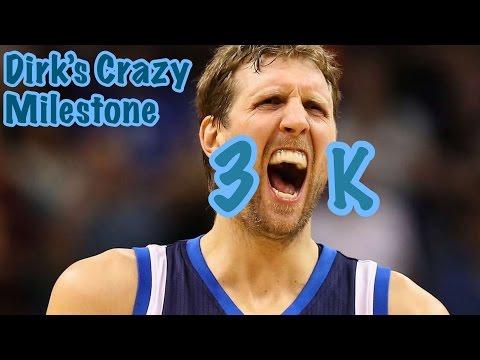 Dirk Nowitzki Scores 30K POINTS - NBA Reaction
