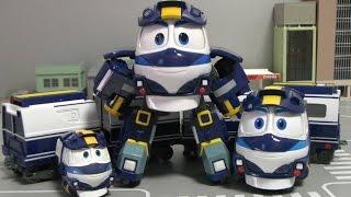 로봇트레인 케이 기차 장난감 Robot Trains Kei Toys
