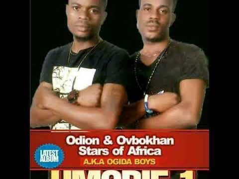 Odion and ovbokhan stars of Africa..aka ogida boys