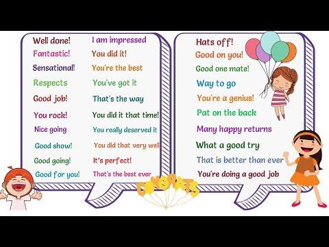 Congratulations! 45+ Ways To Say Congratulations In English | Congratulations Synonyms