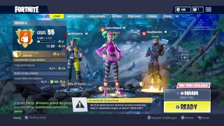 fortnite live stream road to getting victory royale