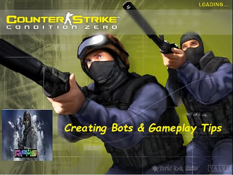 Creating Bots and Gameplay Tips in Counter Strike Condition Zero Xtreme