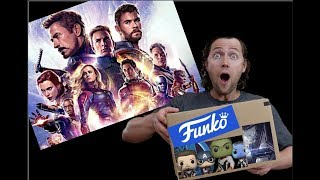 HUGE Avengers: Endgame Funko Pop Unboxing!