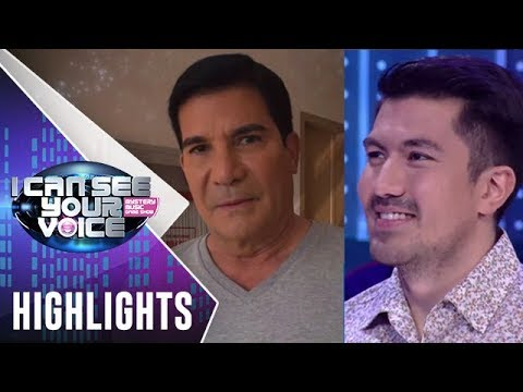 I Can See Your Voice PH: Luis, nakatanggap ng birthday message mula sa amang si Edu