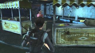 Resident Evil Revelations: New Game Infernal, No Custom Parts, S Rank Part 12 (6-2)