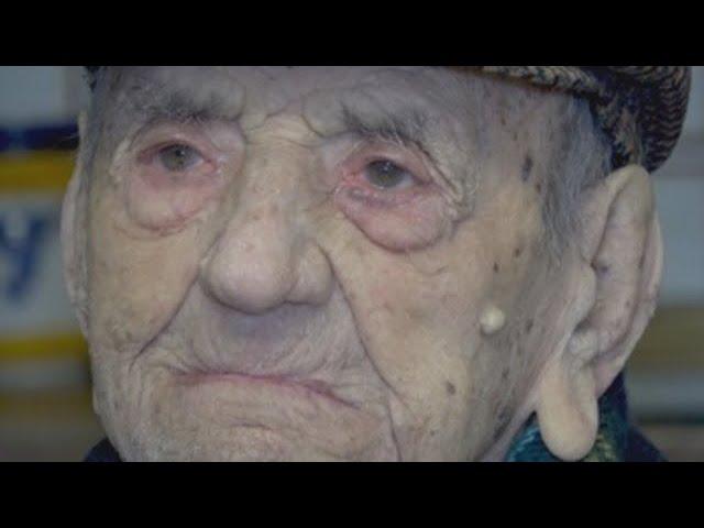Francisco 'Marchena', o home máis lonxevo do mundo, cumpre 113 anos