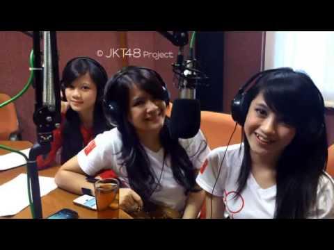 Interview JKT48 [Audio Only] on Radio Kiss 105 FM Medan (Full Session) [02.04.2013]
