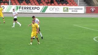Горняк-Спорт - Металлист 1925 - 1:2. 2 тайм. Без комментатора