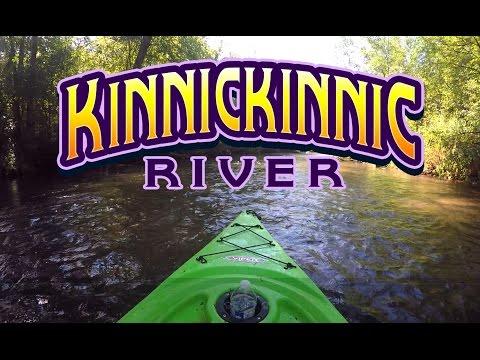 Kinnickinnic River, Wisconsin - KAYAK trip