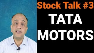 Tata Motors Technical Opinion - Stock Talk with Nitin Bhatia #3 Hindi