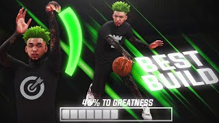 *NEW* MOST OVERPOWERED DEMI-GOD BUILD IN NBA 2K20! BEST BUILD IN NBA 2K20 | DEMIGOD BUILD 2K20