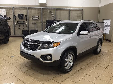 2013 Kia Sorento LX Review