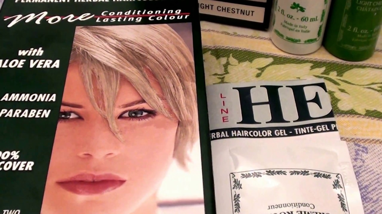 Herbatint Permanent Herbal Hair color Gel.. I GAVE THIS CRUELTY FREE ...