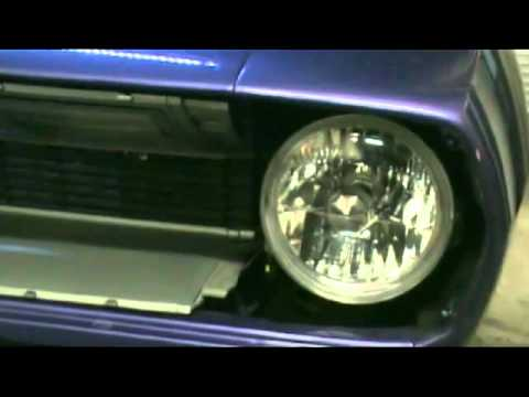 68 70 Chevelle Headlight Video Gm A Body Parts Diy How
