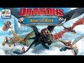 Dragons: Rise of Berk - Rescue, Hatch and Train your favorite Dragons (iOS/iPad Gameplay)