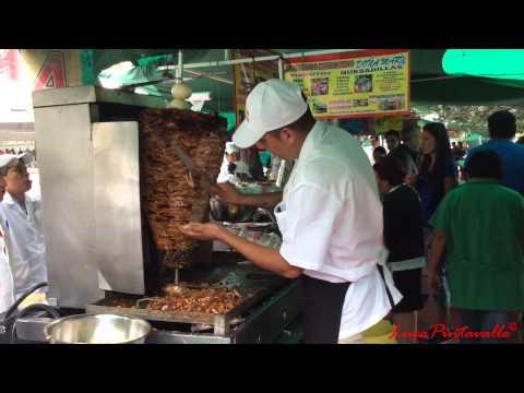 Tortilla Street Food @ Mexico City