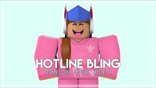 Hotline Bling - Roblox Musikvideo