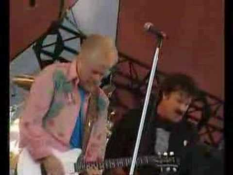 The Guess Who – No Time - Live Toronto 2003