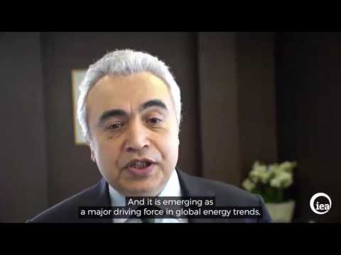 IEA Director Fatih Birol on India's emergence as a driver in global energy trends across all fuels