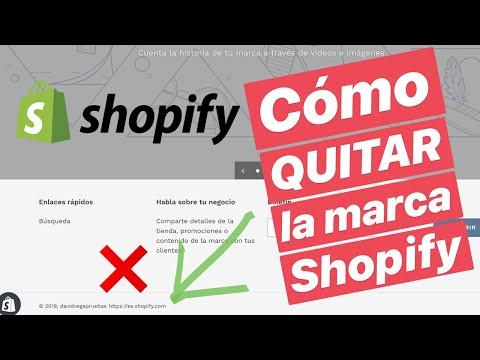 🥇 Shopify Español - LO NUNCA CONTADO! 🥇【AGO 2019】