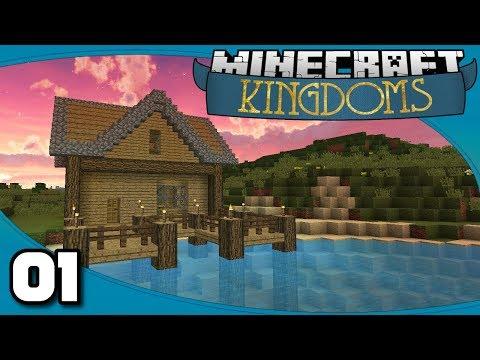 Kingdoms II - Ep. 1: Starting Fresh | Vanilla Minecraft 1.12 Single-Player Survival