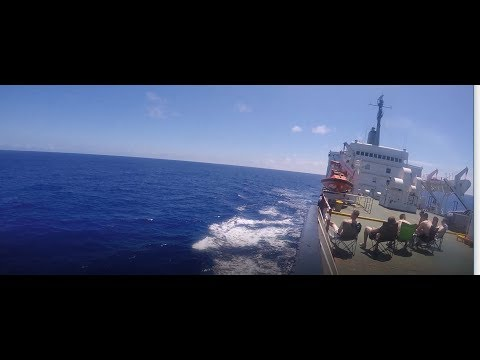 Suny Maritime Summer Sea Term 2017 (A half) HD