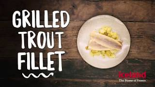 How to Make Grilled Trout Fillets