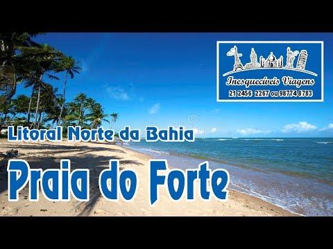 47 Praia do Forte, litoral norte da Bahia | Inesquecíveis Viagens | Agência Turismo