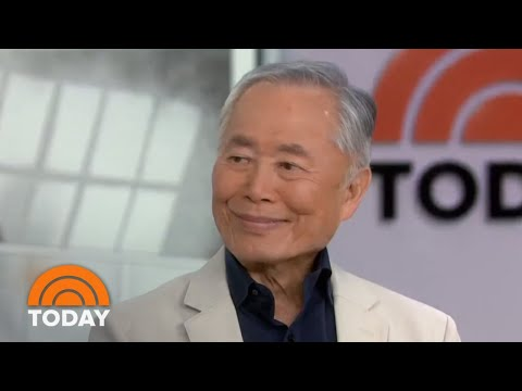 George Takei Opens Up About His Family's Imprisonment During WWII | TODAY