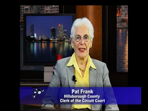 Spotlight on Government: Pat Frank, Clerk of the Circuit Court