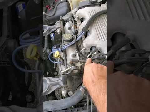 3100 V6 1999 Chevy Lumina Rough Idle